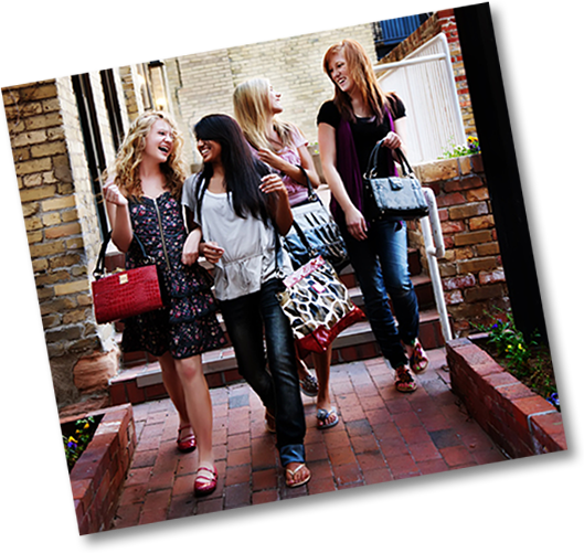 Women With Miche Handbags Shells
